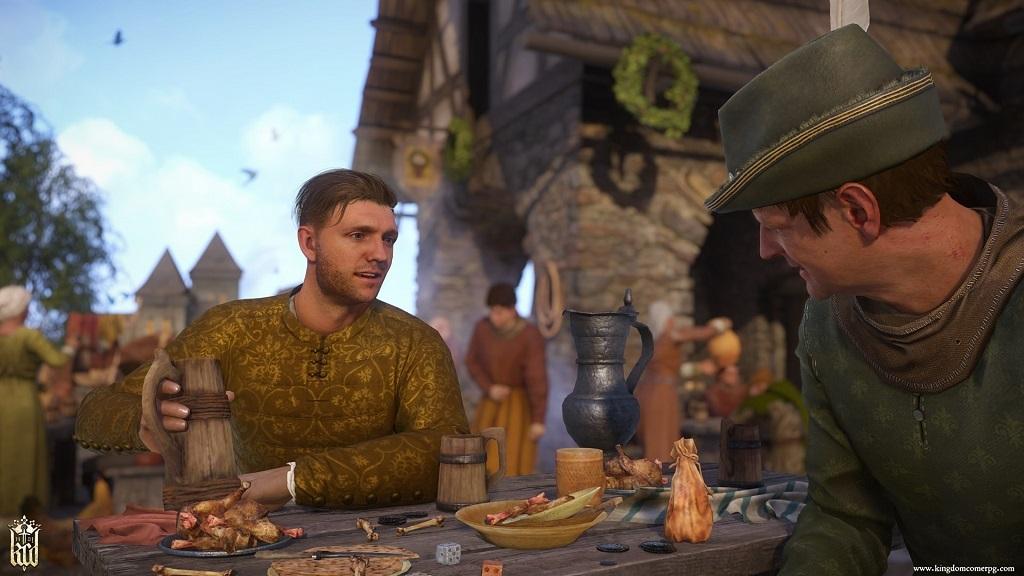 Nejlepší hry Q1 2018; Kingdom Come: Deliverance: Jindřich