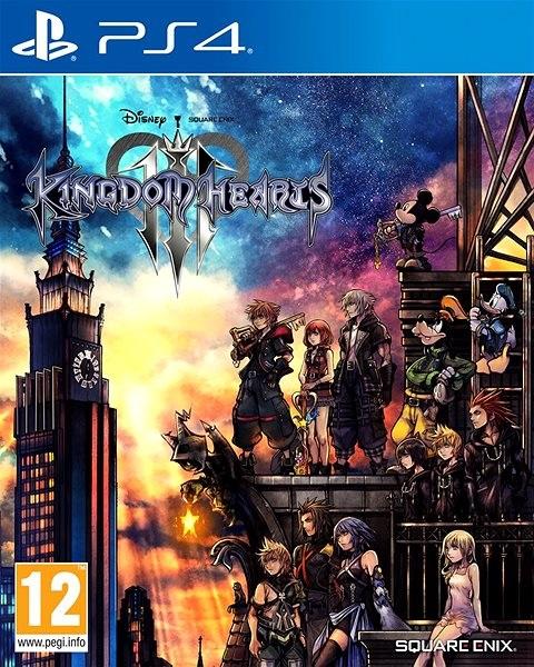 Kingdom Hearts 3; recenze