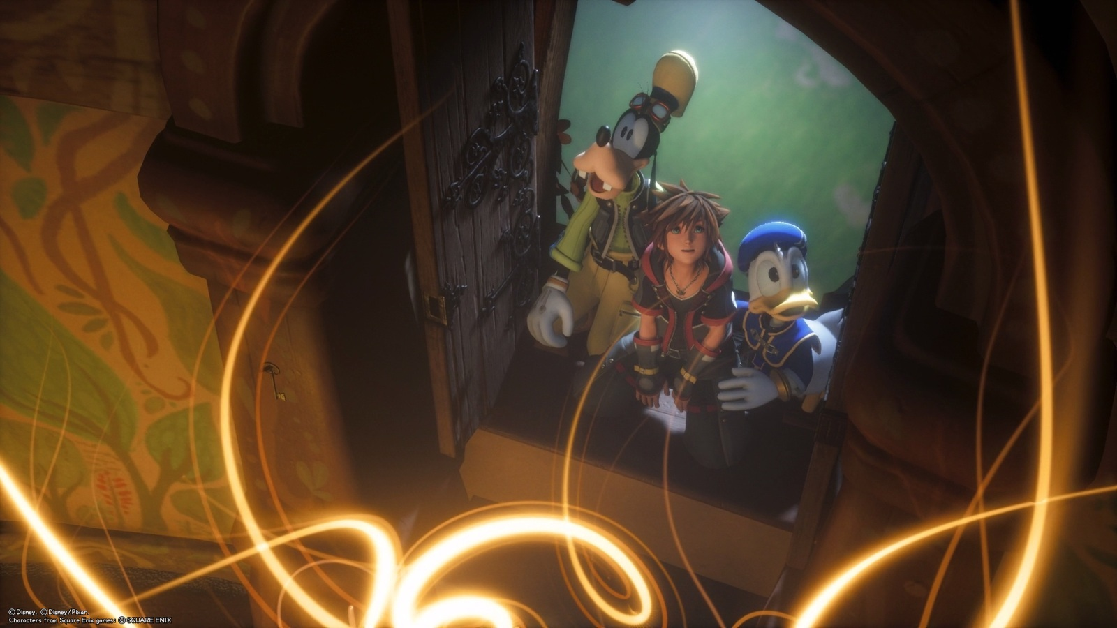 Kingdom Hearts 3; screenshot: pohádka