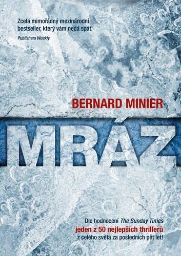 Kniha; Mráz; Bernard Minier