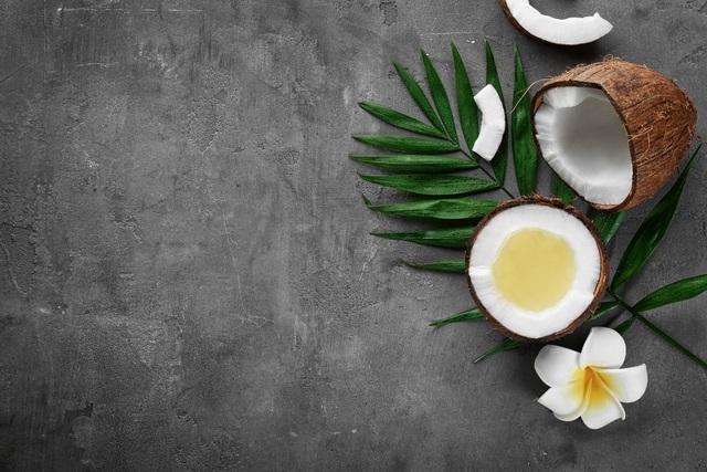 Dekorace z kokosu