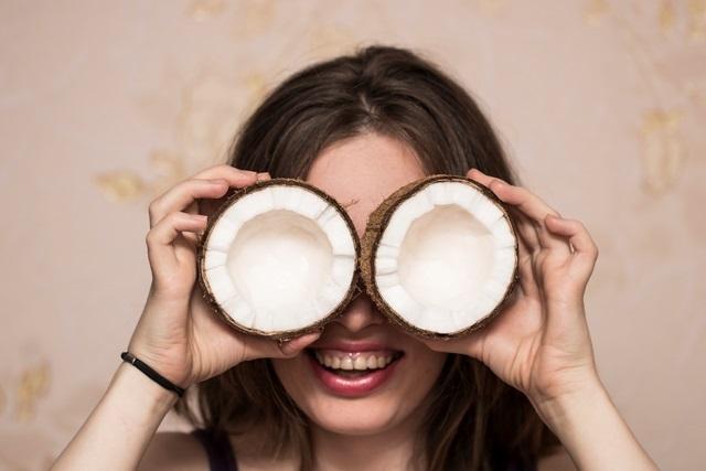 Kokosové oči