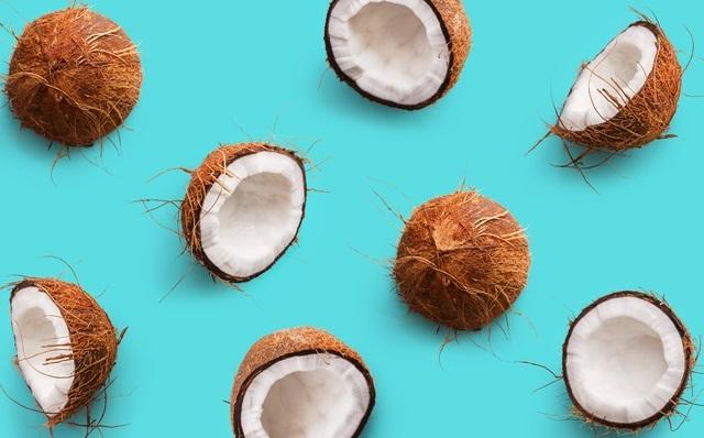 Kokosy v kosmetice