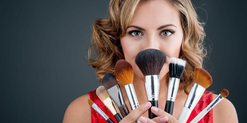 Kosmetické štětce? Nezbytnost pro dokonalý make-up