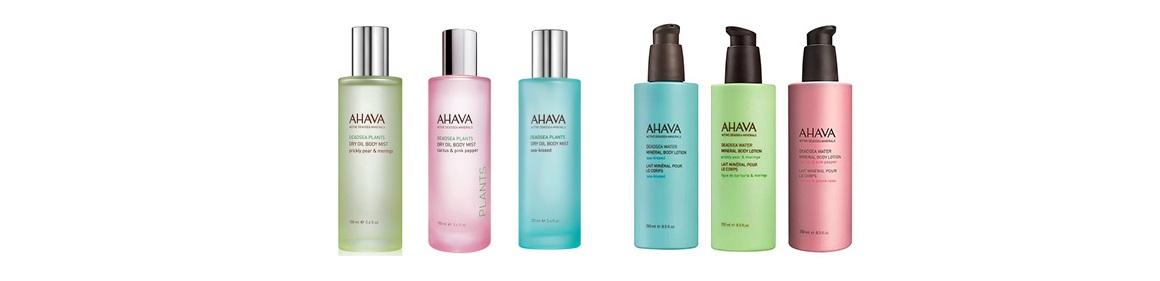 Kosmetika Ahava