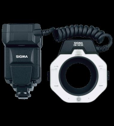 Kruhový blesk Sigma EM-140 DG