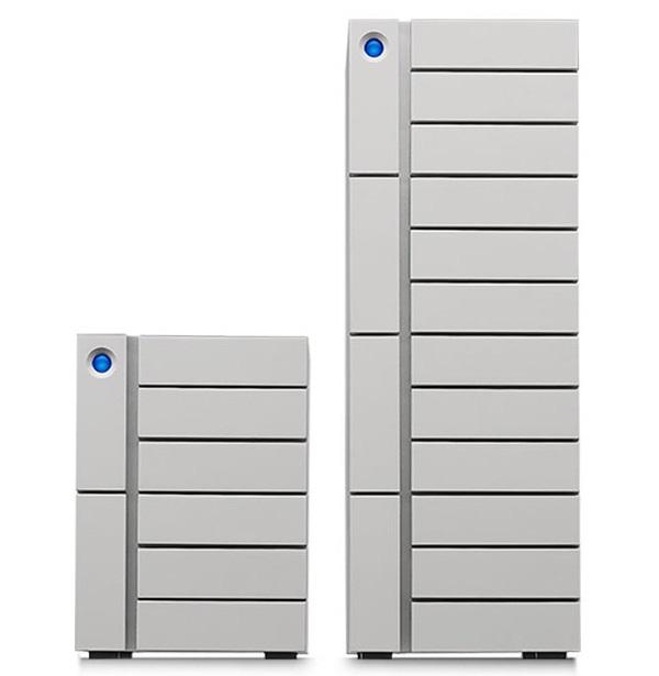 Nové datové disky LaCie 12big a 6big, sen video profesionálů