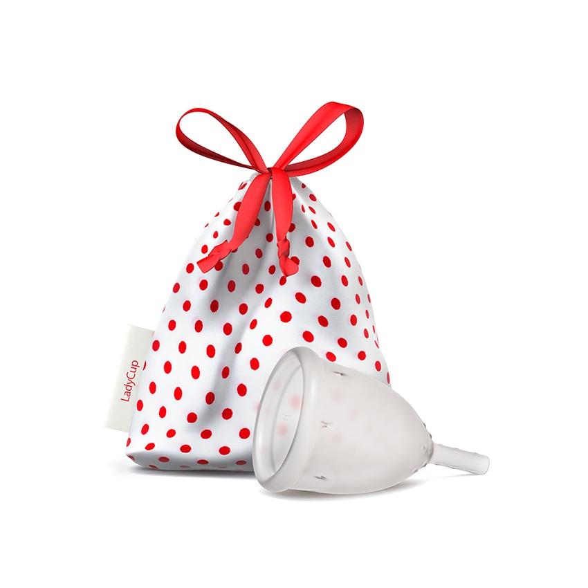 Balení menstruačního kalíšku LadyCup