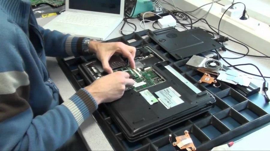 Výroba laptopu - Tchaj-wan