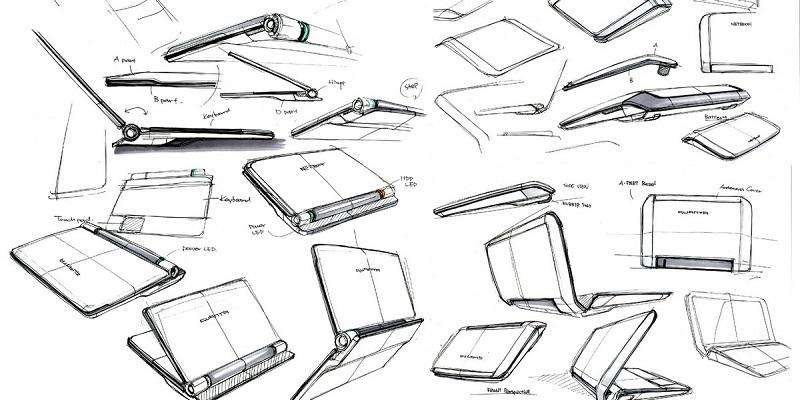 Cesta notebooku – od nápadu k vývoji a testování