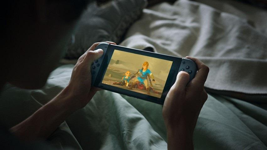 The Legend of Zelda - Switch
