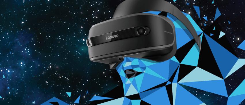 VR headset Lenovo Explorer | Alza cz