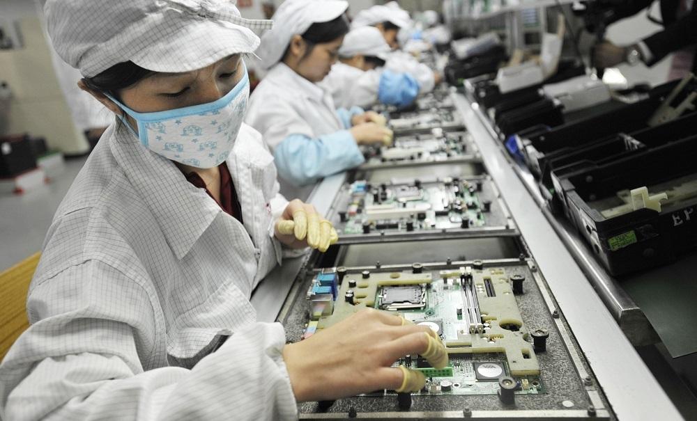 Cesta notebooku - výroba notebooku na Tchaj-wanu