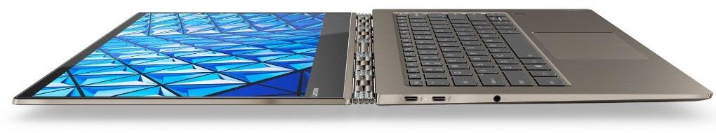 Lenovo Yoga 920, kloub