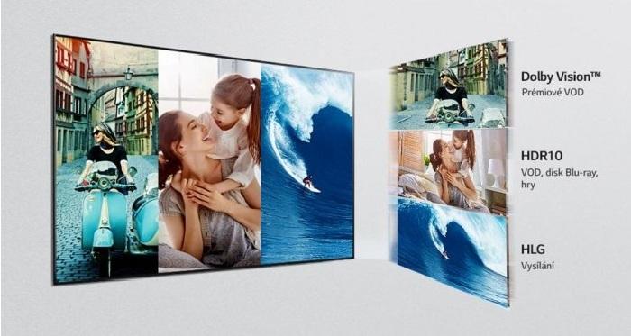 LG OLED TV webOS