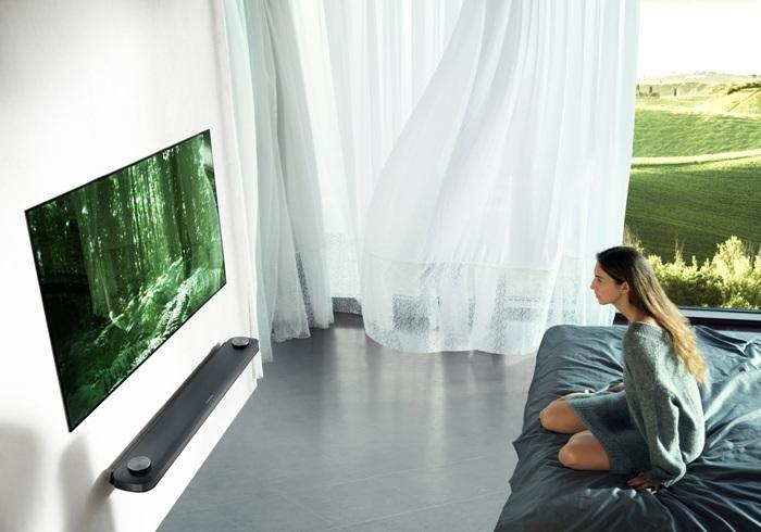 LG OLED TV Dolby Atmos zvuk