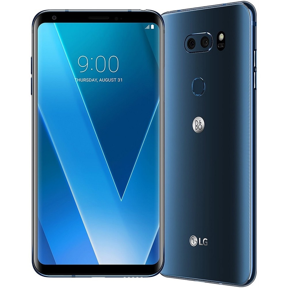 LG V30, modrý