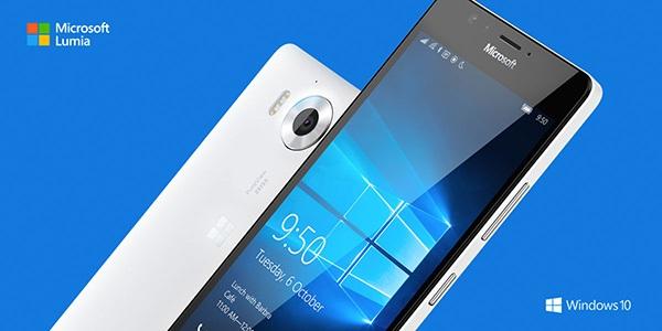 Očekávaná novinka Microsoft Lumia 950 útočí na vaše smysly