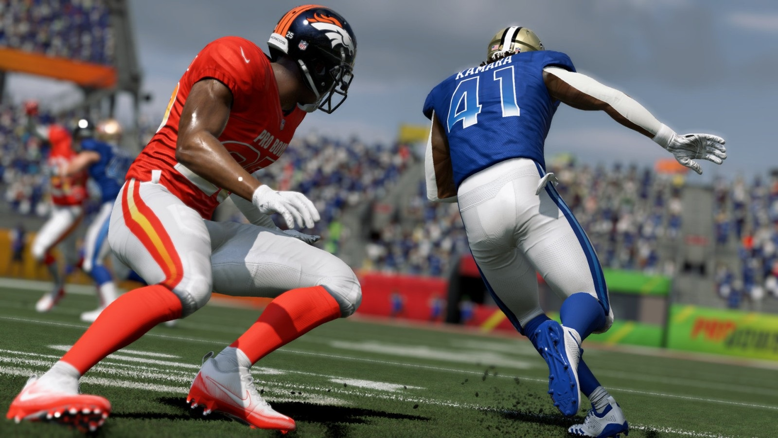 Madden NFL 20; screenshot: únik