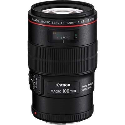 Makro objektiv Canon EF 100mm