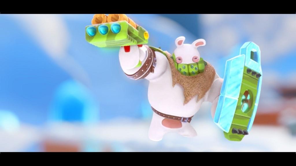 Mario + Rabbids Kingdom Battle; Gameplay: nepřítel