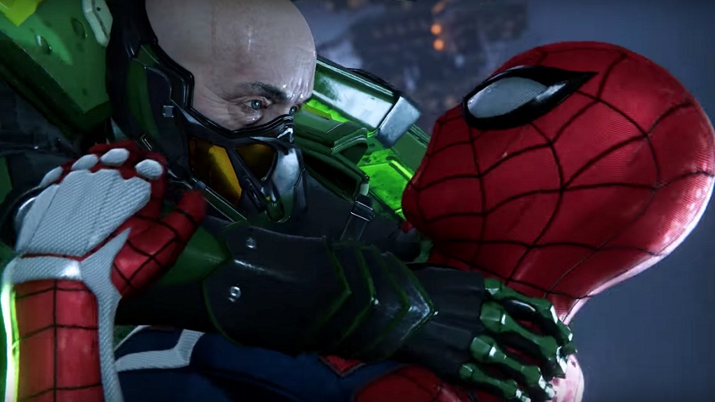 E3 2018; Spider-Man