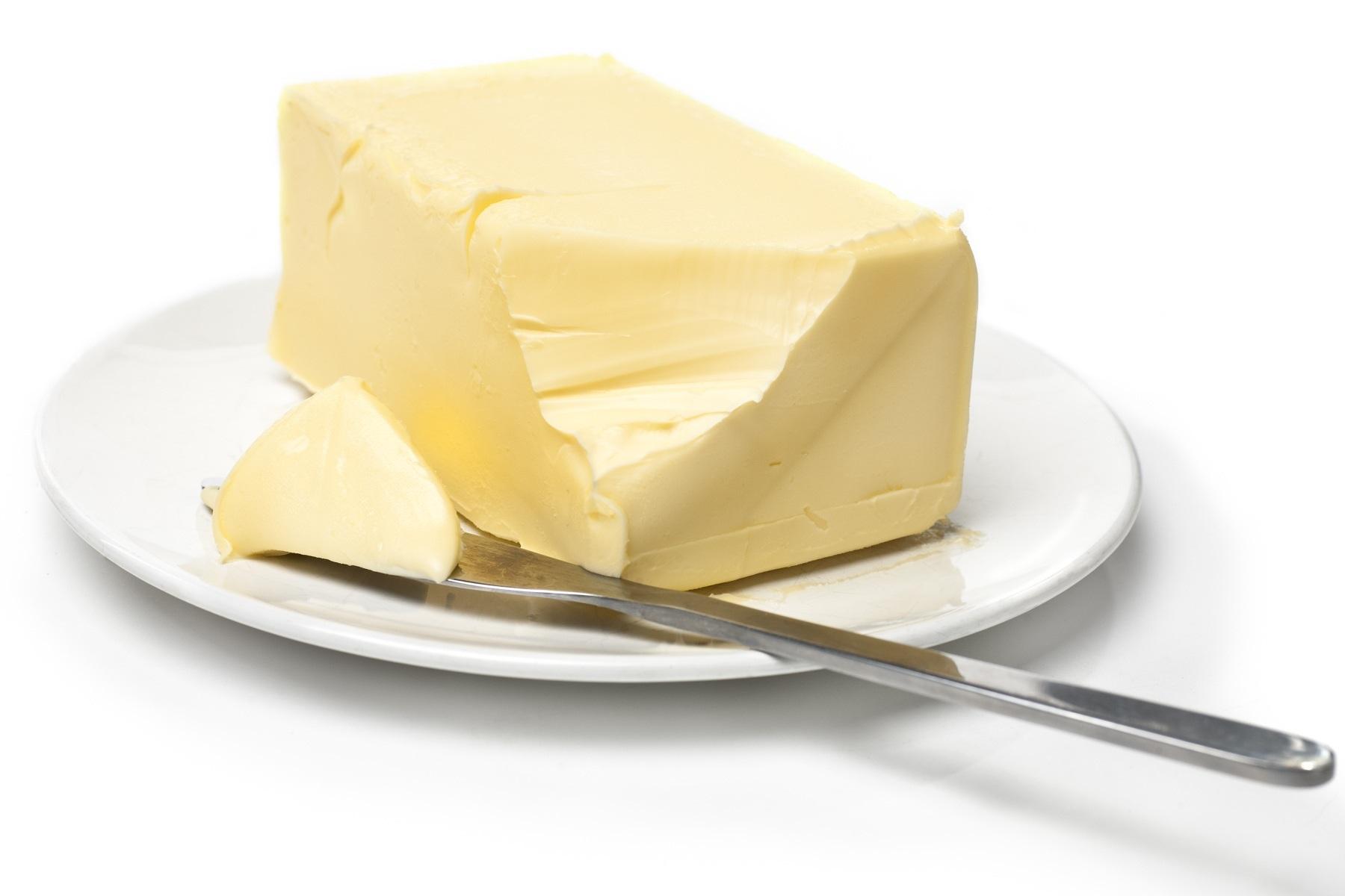 Volby; maslo