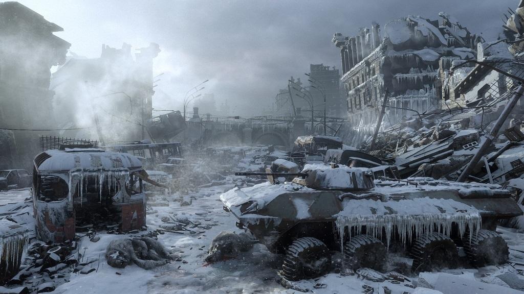 Metro Exodus; Nuclear, winter