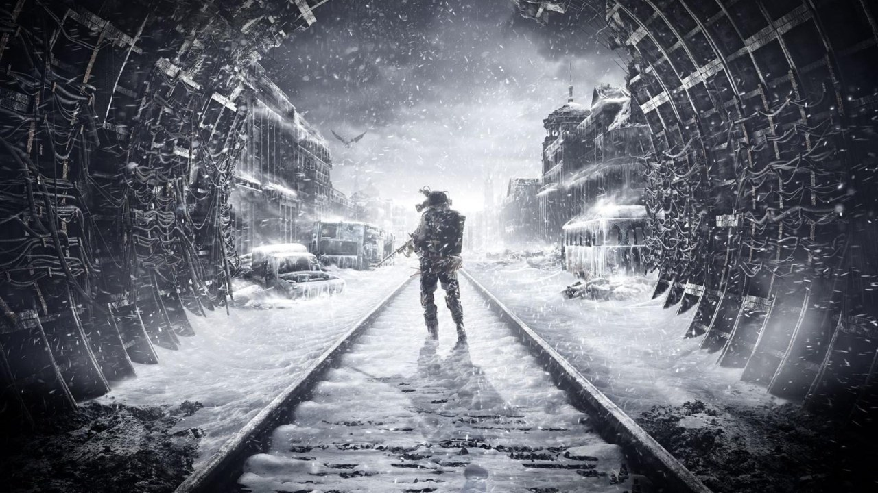 Metro Exodus; screenshot: cover