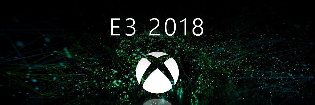 E3 2018, Microsoft, Xbox