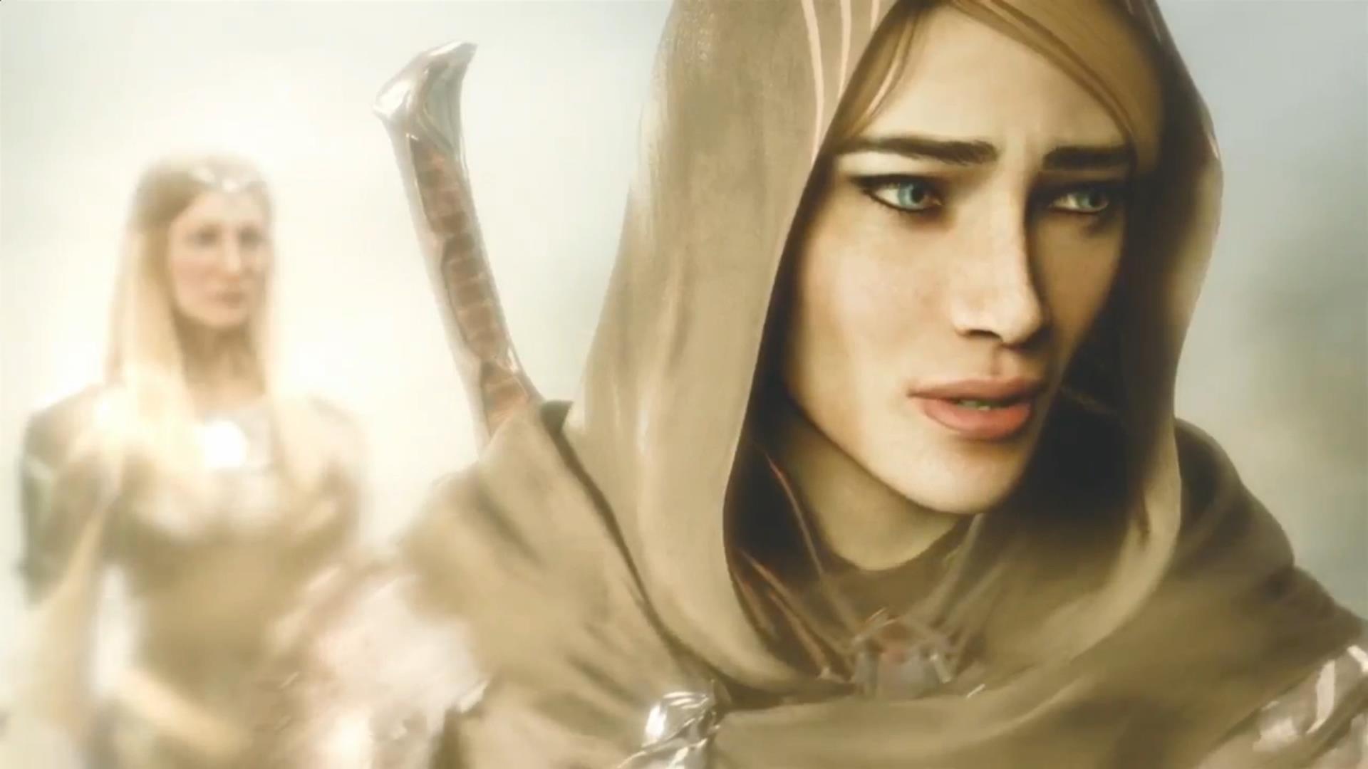 Middle-earth: Shadow of War – Blade of Galadriel; Eltariel, Galadriel