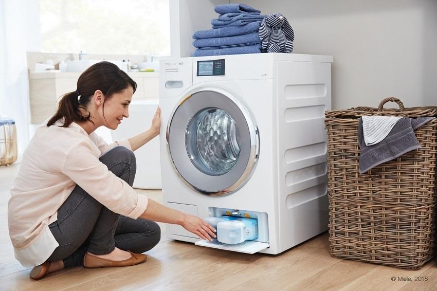 Pračka Miele s TwinDos