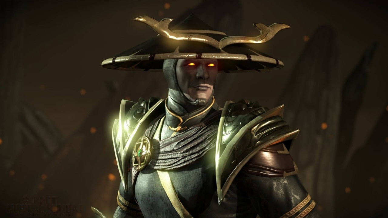 Nejočekávanější hry v roce 2019; Mortal Kombat 11, screenshot: Raiden