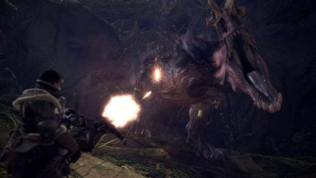Monster Hunter: World; Killing monster