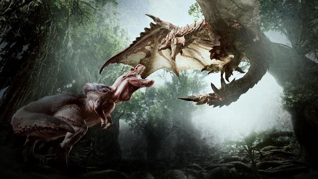 Monster Hunter: World; Dangerous monster fight
