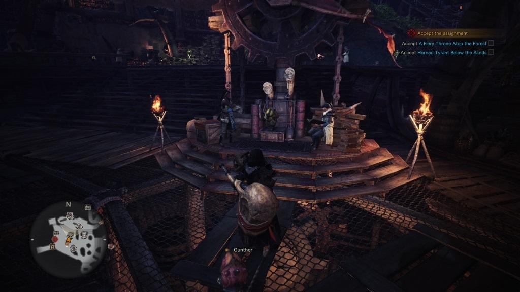 Monster Hunter: World; Gameplay: resource center