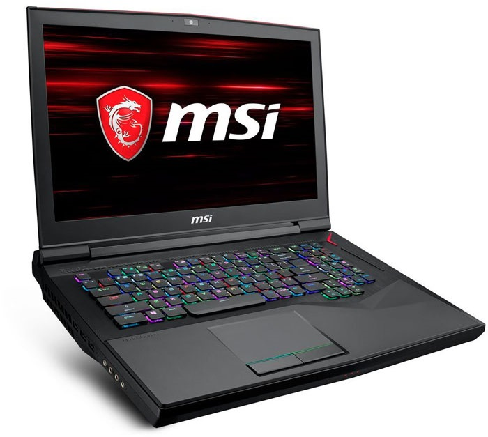 Notebook MSI GT75 8RG-081CZ Titan