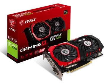 MSI GTX 1050 Gaming X 2G