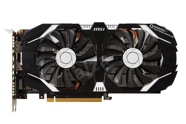 Gigabyte GTX 1060 G1 Gaming 6G v testech
