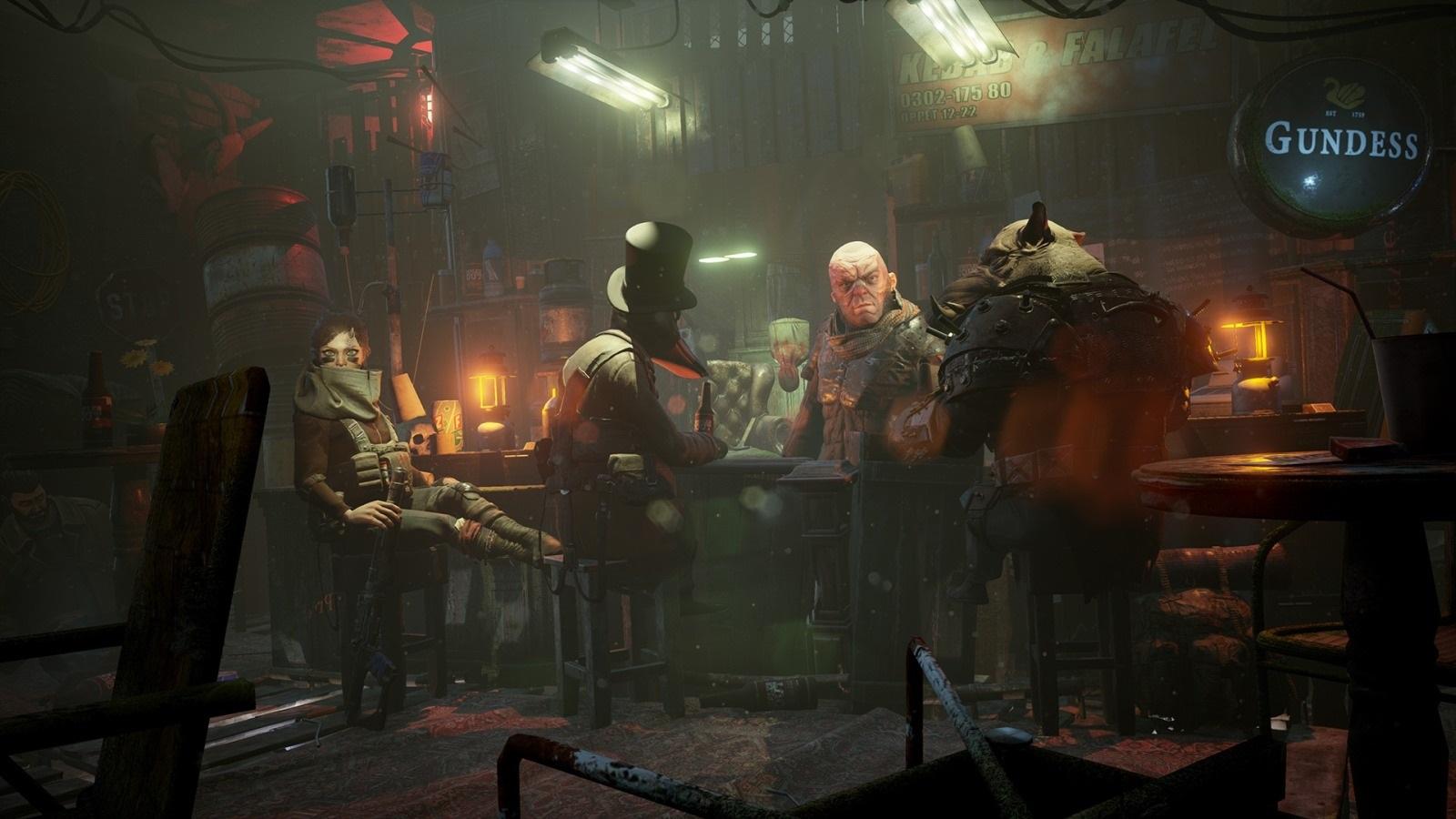 Mutant Year Zero: Road to Eden; screenshot: ark