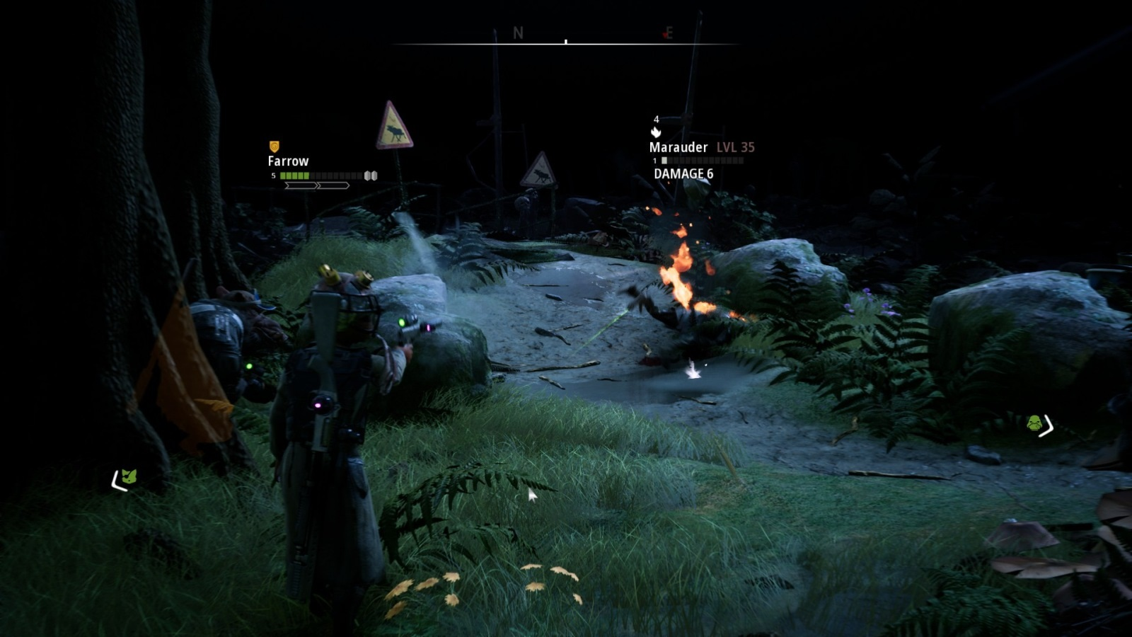 Mutant Year Zero: Road to Eden; gameplay: eliminace