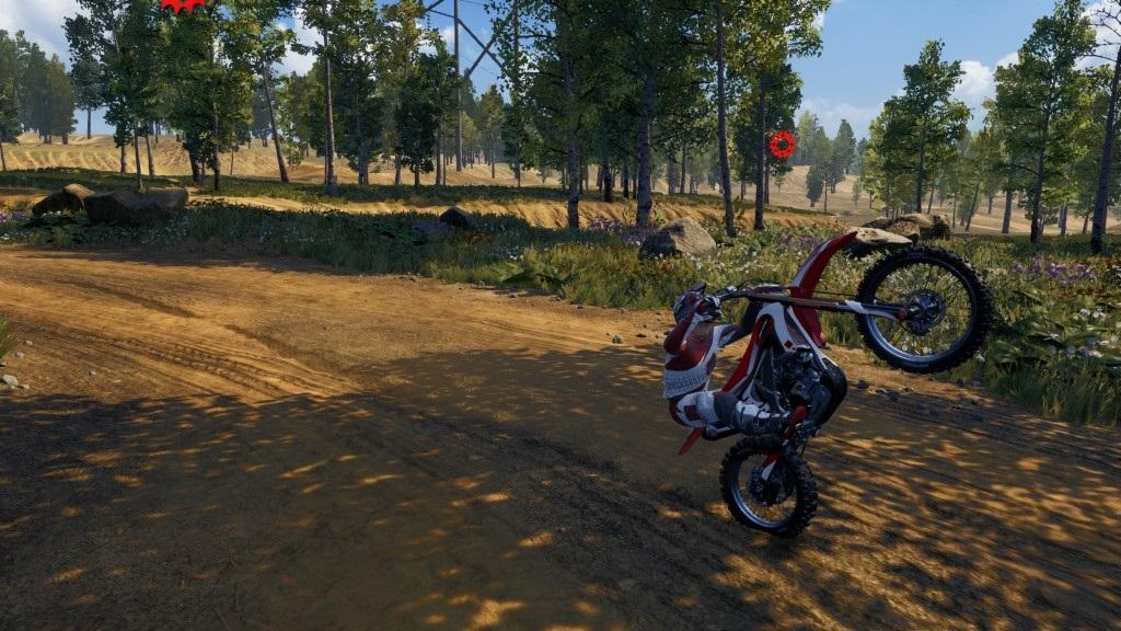 MX vs ATV: All Out; Gameplay: rovnováha