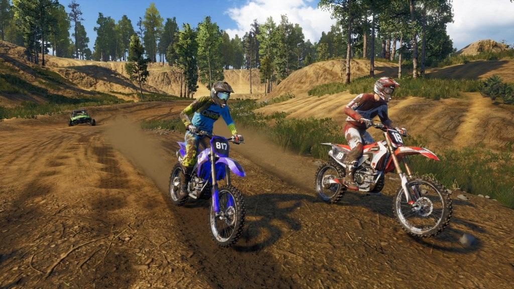 MX vs ATV: All Out; Gameplay: závodníci