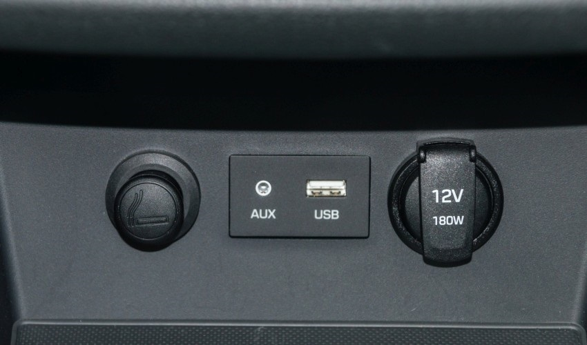 Připojení nabíječky autobaterií