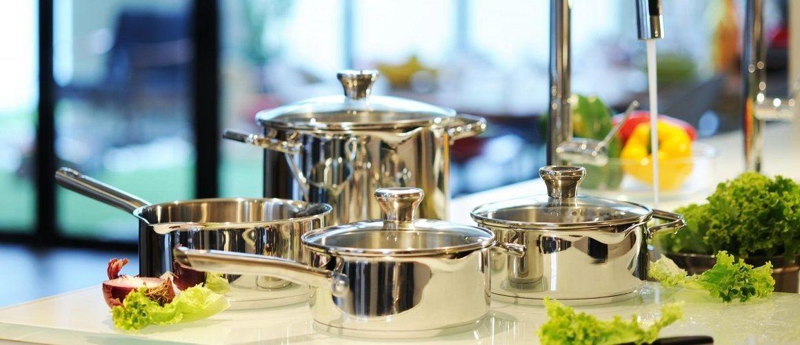 Nerezové nádobí Tefal