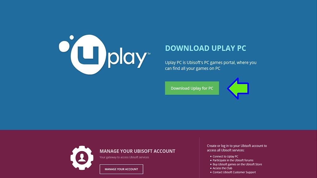 Návod na uplatnění elektronických licencí, Uplay