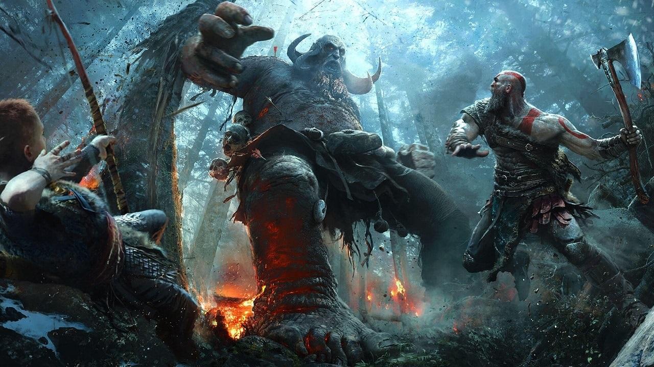 God of War; Kratos Atreus