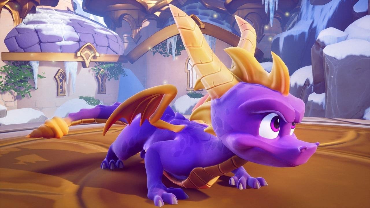 Spyro Reignited Trilogy; screenshot