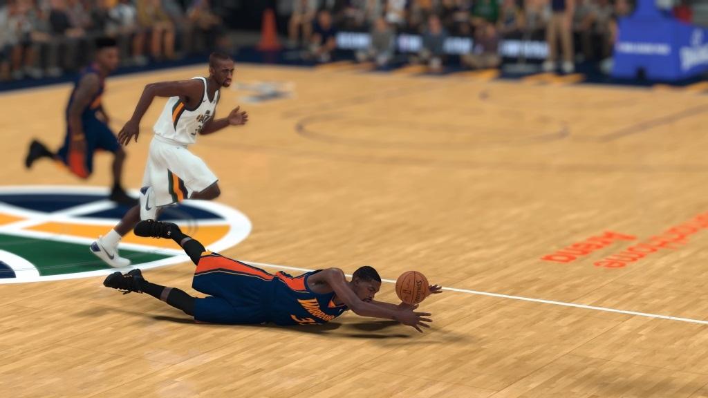 NBA 2K19; gameplay: bojovnost