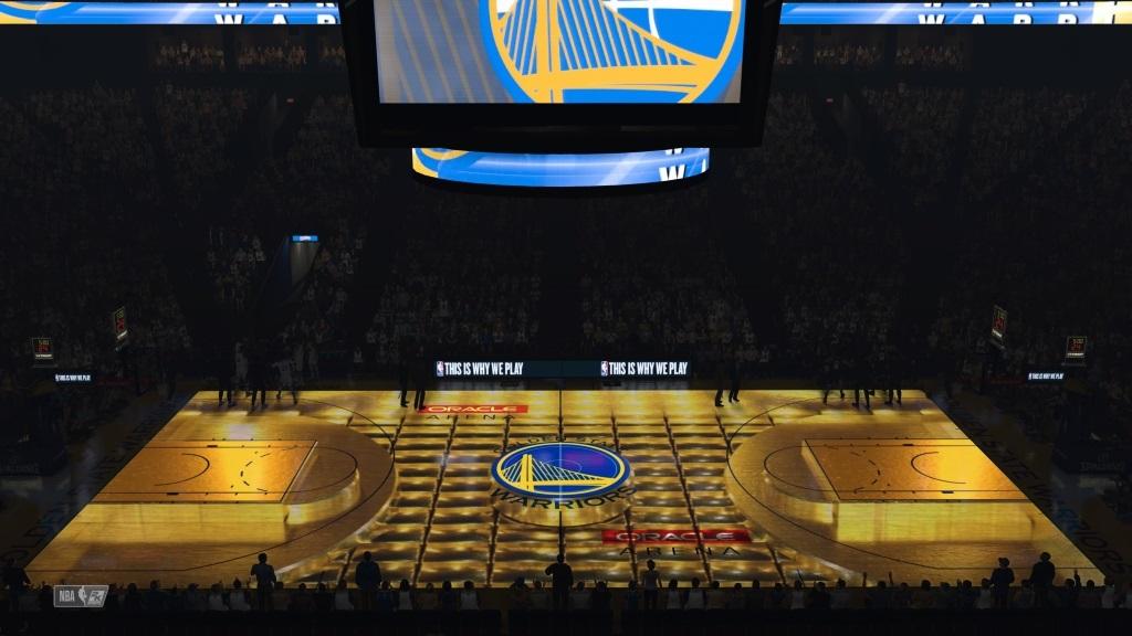 NBA 2K19; gameplay: show